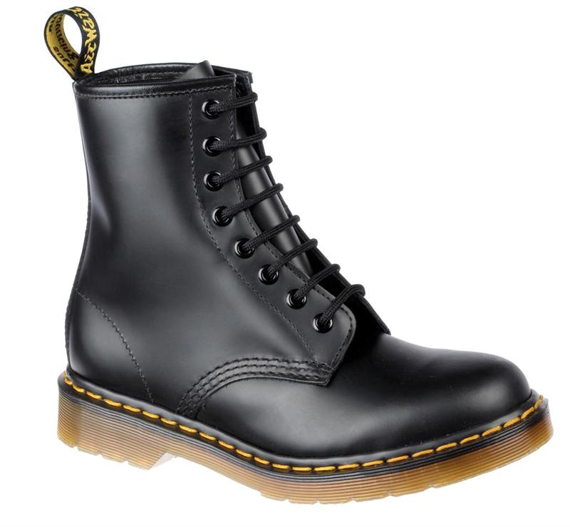 Black DM Boots - Back to Basics