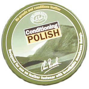Brasher Boot Polish