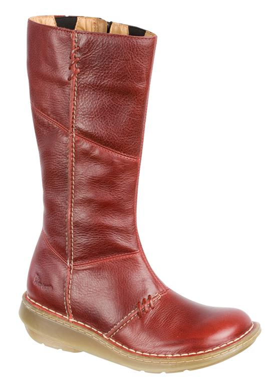 Dr Martens Ladies Boots - Classic Wedge Zip