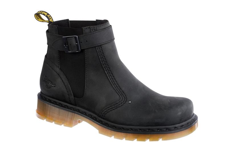 Mens Chelsea Boots with Seymour Buckle